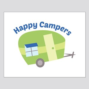 Happy Campers Posters