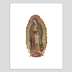 Our Lady of Guadalupe Small Poster