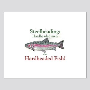 steelheading Small Poster