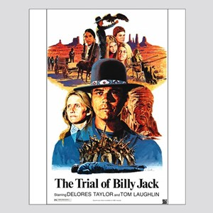 Trial of Billy Jack Small Poster