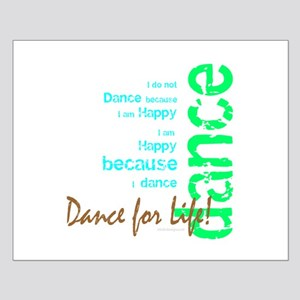 Dance for Life 1 Small Poster