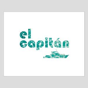 el capitán Posters