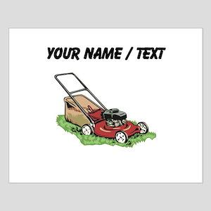 Custom Lawnmower Posters