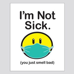 Smell Bad Small Poster