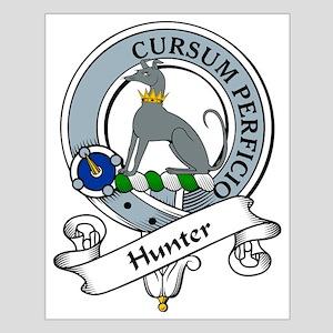 Hunter Clan Badge Small Poster