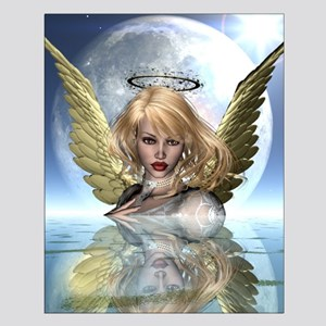Guardian Angels Small Poster
