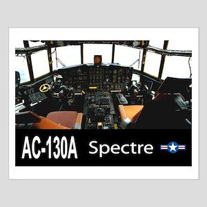 C-130 SPECTRE GUNSHIP Small Poster
