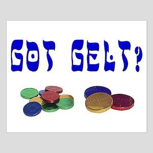 Got Gelt? Hanukkah Small Poster