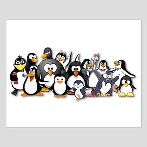 Penguins Poster Design