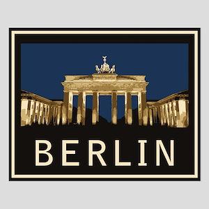 Berlin Brandenburg Gate Small Poster