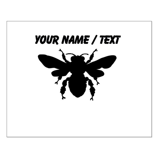 Custom Honey Bee Silhouette Posters By Keving Cafepress Bee silhouette free vector we have about (5,909 files) free vector in ai, eps, cdr, svg vector illustration graphic art design format. custom honey bee silhouette posters