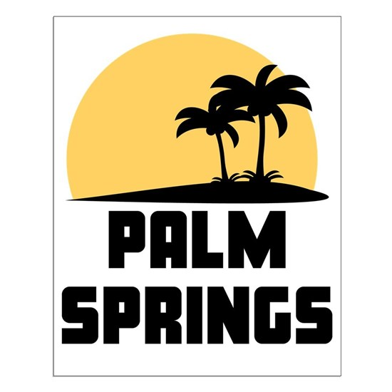 Palm Trees Palm Springs T-Shirt