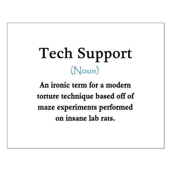 Tech Support Definition