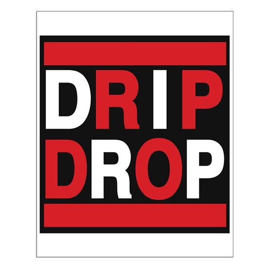 drip drop 2 red