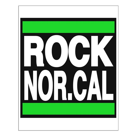 rock nor cal green