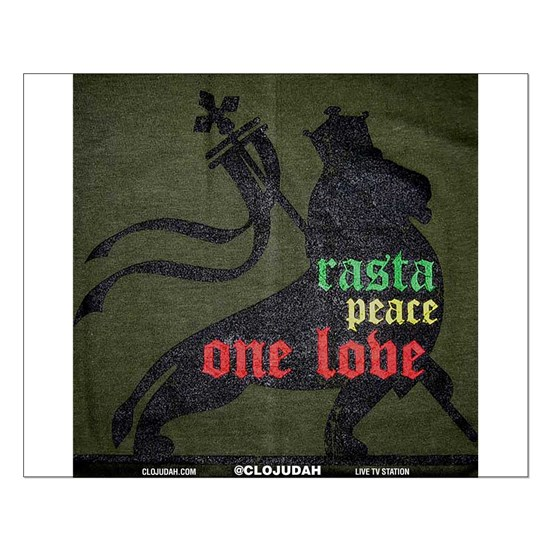 Rasta Peace One Love