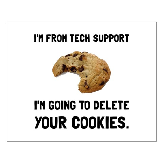 Tech Support Cookies
