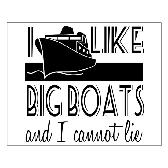 I Like Big Boats