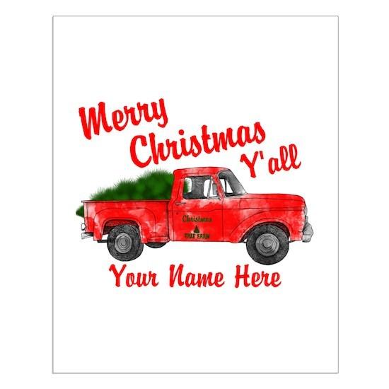 Merry Christmas Yall.Merry Christmas Yall Posters