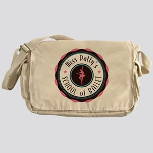 Missy Patty's School of Ballet Messenger Bag