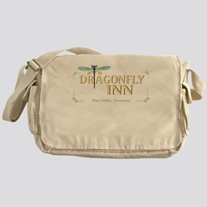 Dragonfly Inn Messenger Bag