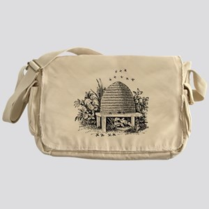 beehive Messenger Bag