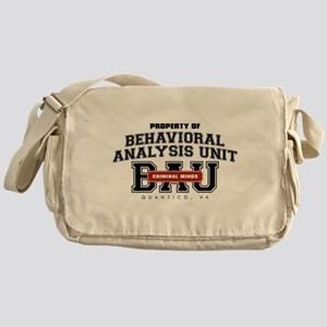 Property of Behavioral Analysis Unit - BAU Canvas