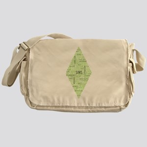 The Sims 3 Messenger Bags - CafePress