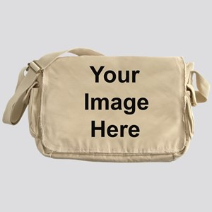 Add your own image Messenger Bag
