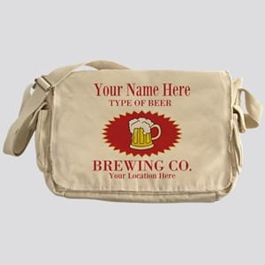 Your Brewing Company Messenger Bag