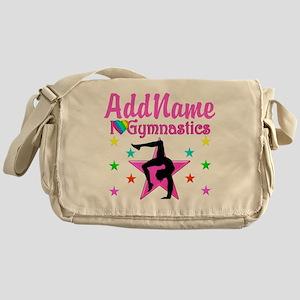 GYMNAST GIRL Messenger Bag