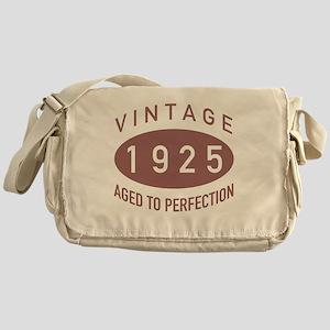 1925 Vintage Messenger Bag