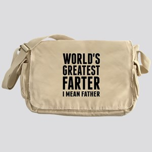 World's Greatest Farter - I Mean Father Messenger