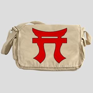 187th Infantry Regt Tori Messenger Bag