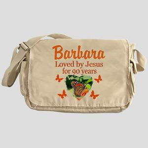 GLORIOUS 90TH Messenger Bag