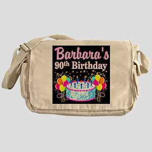 90TH CELEBRATION Messenger Bag