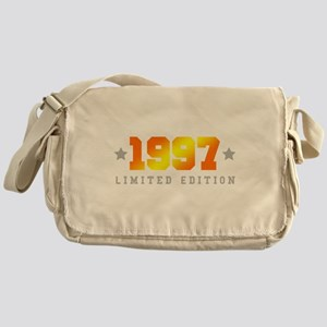 Limited Edition 1997 Birthday Shirt Messenger Bag