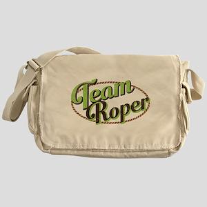 Team Roper Messenger Bag