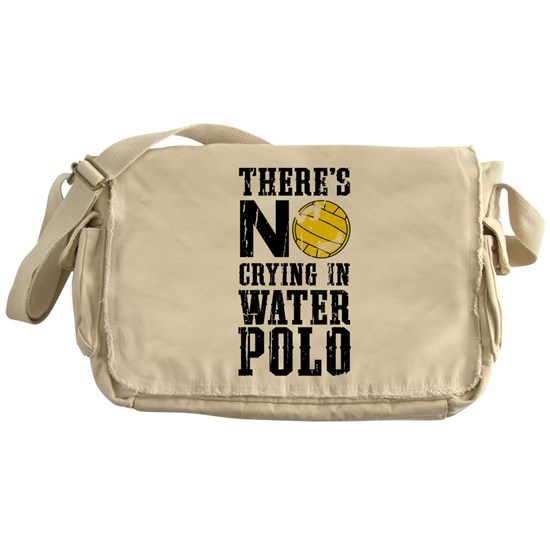 No Crying in Water Polo