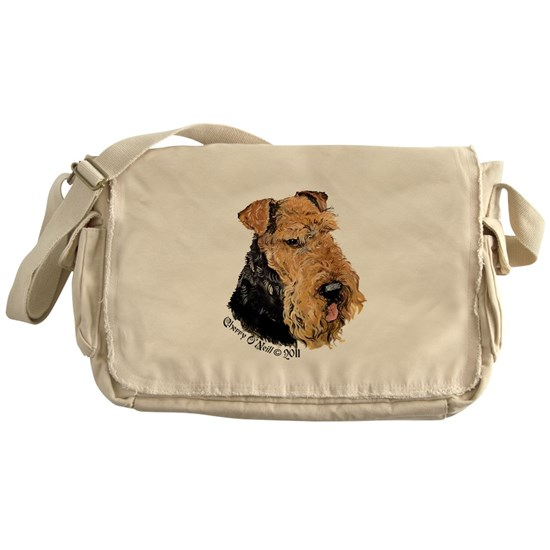 Airedale Terrier Good Dog
