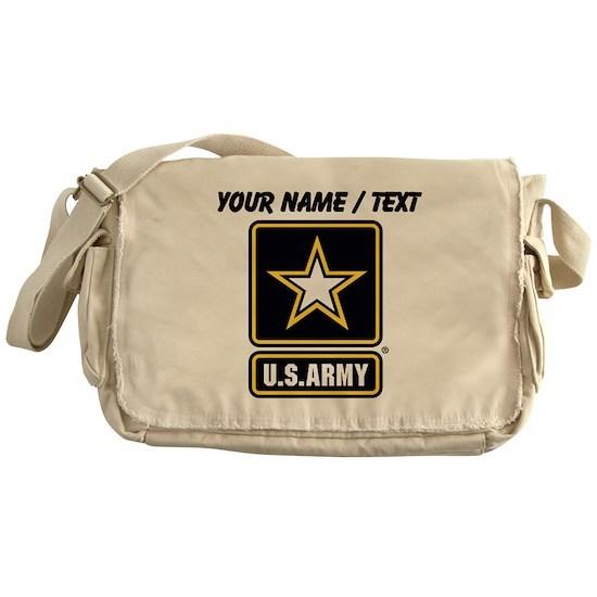Custom U.S. Army Gold Star Logo