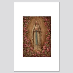 Our Lady Of Lourdes Posters