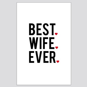 Best wife ever Posters