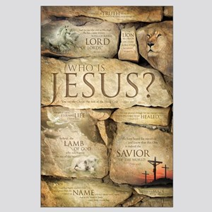 Large poster - Names of Jesus Christ