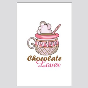 Chocolate Lover Posters