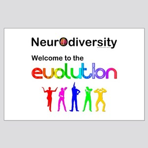 Neurodiversity Evolution Posters