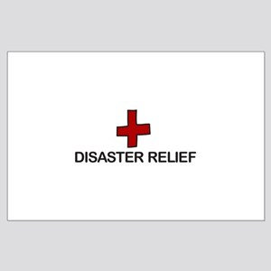 Disaster Relief Posters