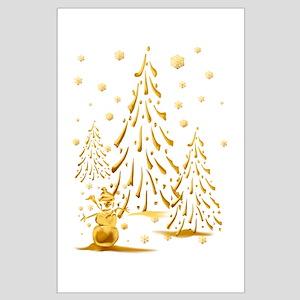 Christmas Posters Cafepress