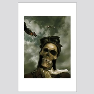Death From the Skies Large Poster
