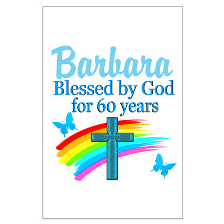 DELIGHTFUL 60TH Poster By HeavenlyBlessings